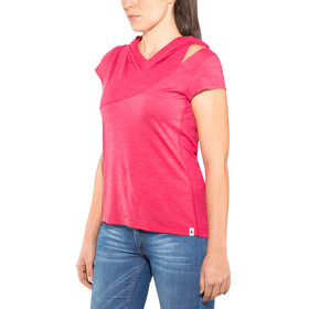 Smartwool Everyday Exploration t-shirt Dames roze